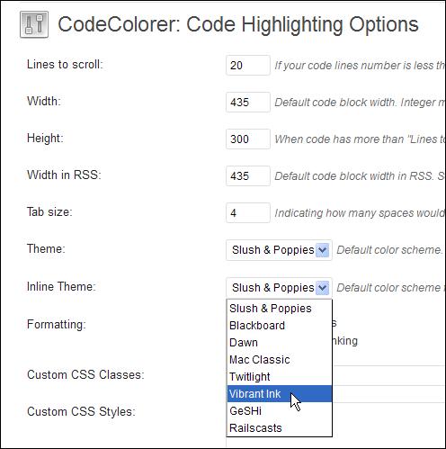 Format VBA Code Examples in Blog Post - Debra D's Blog