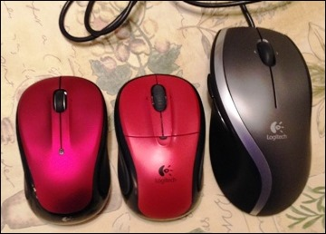 logitechmousecomparem305m325