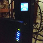 Running on UPS Backup Power