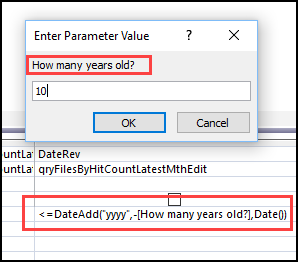 Access Query Date Criteria Examples - Debra D's Blog